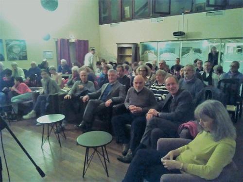 Cinépact à Auvers sur Oise au Café de la Paix, vendredi 17 novembre 2017