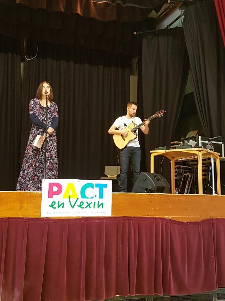 Printemps des Poètes 2017, Saint-Clair-sur-Epte 2