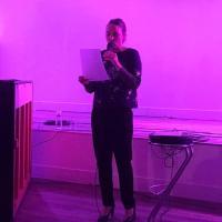 Sabine Courmont lit les poèmes de femmes du projet Corps à Corps