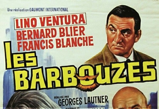 Barbouzes affiche 1 detail 1