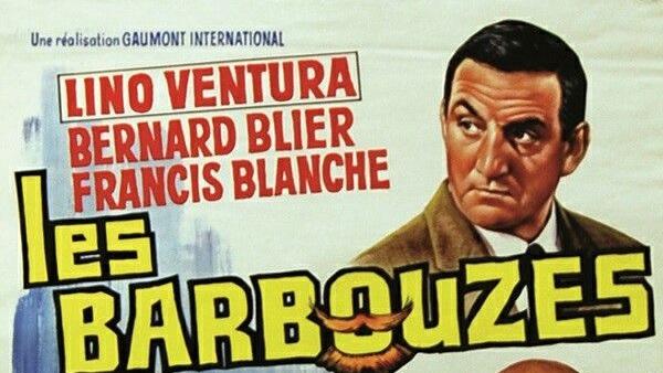 Barbouzes affiche 1 detail