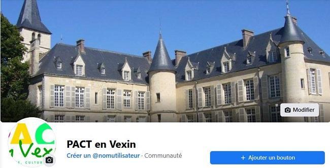 Capture pge facebook pact en vexin