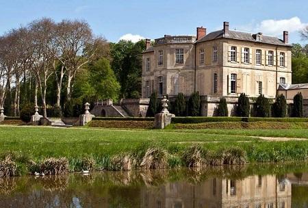 Chateau de villette a condecourt vexin