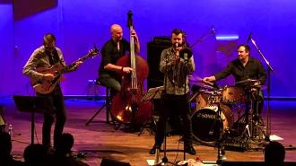 Daniel zimmermann quartet
