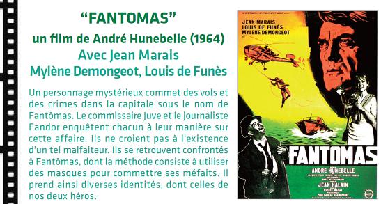 Fantomas detail